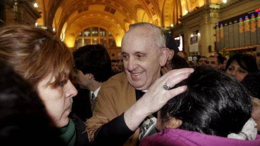 """Bergoglio: """"Esta ciudad es una picadora de carne"""""""