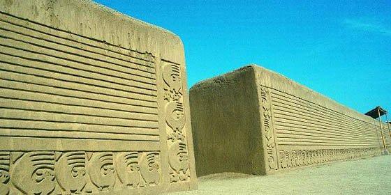 La UNESCO premia el plan de conservación de Chan Chan, la ciudad peruana de barro