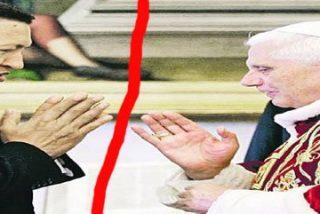 Chávez ordena revisar todos los acuerdos suscritos con el Vaticano