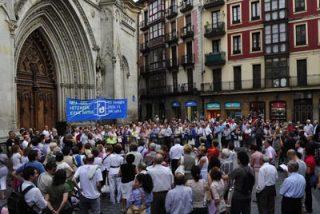 Feligreses vascos se movilizan contra Rouco y Munilla