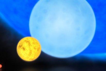 La estrella más grande jamás descubierta