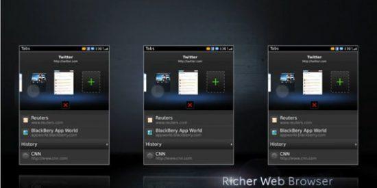 Las ocho mejoras con las que BlackBerry quiere sobrepasar el sistema del iPhone