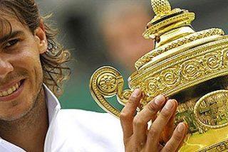 Rafa Nadal gana su segundo Wimbledon y va por el Grand Slam