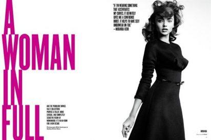 Vuelve la mujer con curvas e inspirada en los años 60