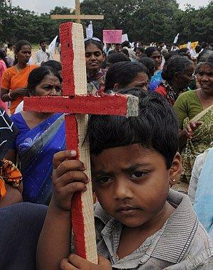 "Sor Meena, religiosa india violada, ""testigo de Luz para la Iglesia india"""