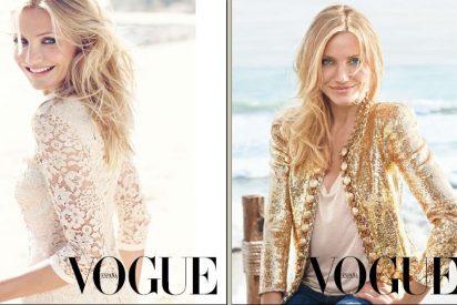 """La """"nueva Kate Moss"""", la top rusa Anna Selezneva."""