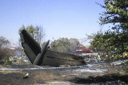 Las víctimas de Spanair quieren parar la serie de Telecinco sobre el accidente