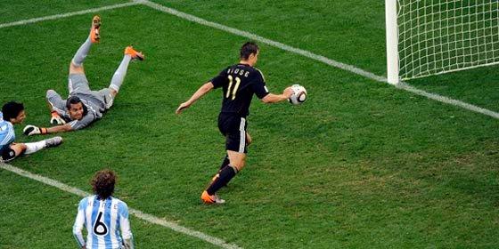"""""""Pulpo"""" 4 - Argentina, cero"""
