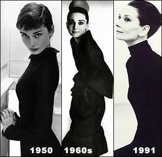 Audrey Hepburn, la mujer más guapa del mundo de los últimos cien años
