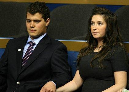 La hija de Sarah Palin le da otro disgusto mayúsculo tras su embarazo