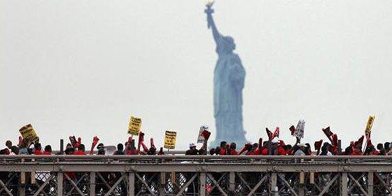 El movimiento hispano se vuelve contra Obama