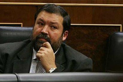 Caamaño insiste en la inconstitucionalidad de la Ley de Cajas gallega