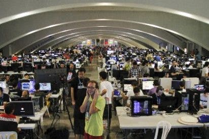 La Campus Party por dentro: desde las salas más grandes hasta los rincones más insospechados