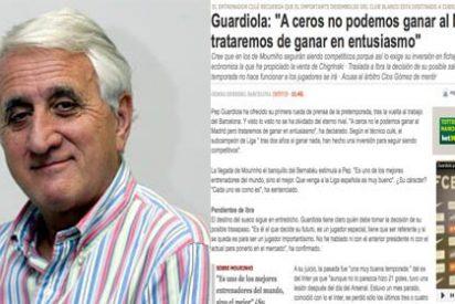 """José Luis Carazo (Sport) acusa a la """"caverna mediática"""" de """"manía persecutoria"""" y """"calentar el ambiente"""""""