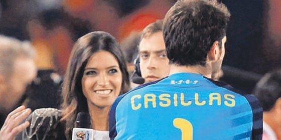 Canal de Silvio Berlusconi contrata a novia de portero Iker Casillas