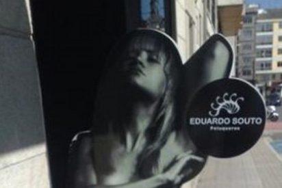 La Xunta da calabazas a los lloriqueos feministas de Seara por la publicidad de una peluquería de Lugo