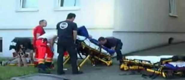 Cae cuando hacía el amor con su amante y coincide en el hospital con su marido