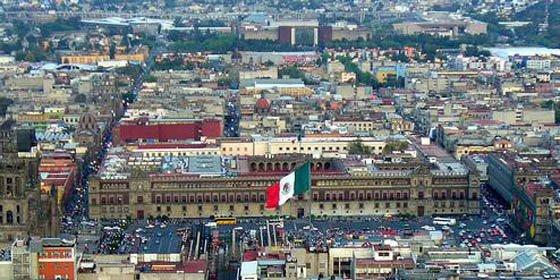 Ciudad de México, donde el narco es invisible