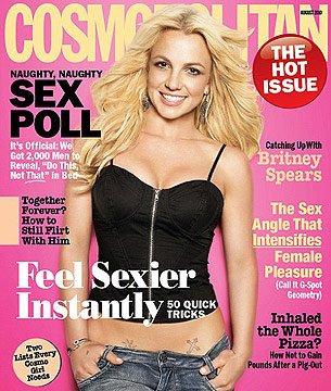 Britney, otra vez con ayuda del photoshop