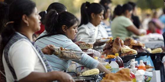 De vendedores de la Casa de Campo a promotores de la cocina ecuatoriana