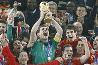 España, campeona del mundo de fútbol