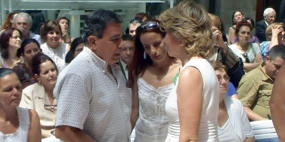 "Esperanza Aguirre:""Que Cuba vuelva a ser la Cuba libre que todos queremos"""