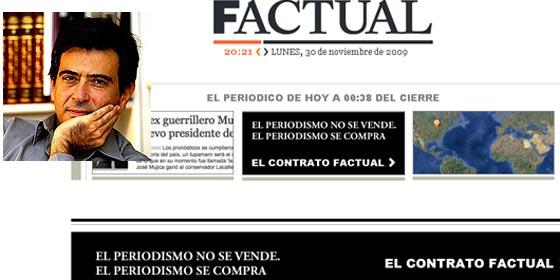 Factual.es cierra definitivamente