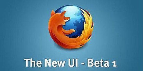Firefox 4, más rápido y con nuevo «look»