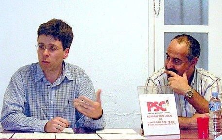 El PSOE se ahoga con Costas