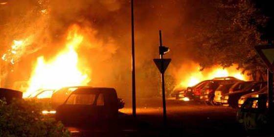 Zarkozy declara la guerra a la violencvia callejera en Francia
