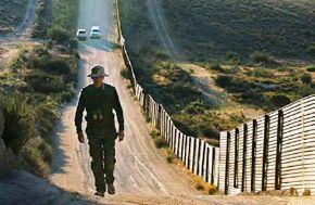 EEUU blindará la frontera con México