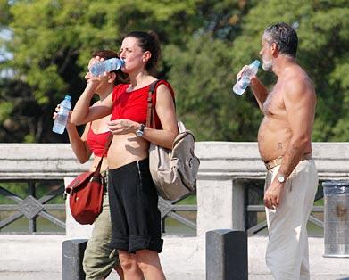 En 60 años, la temperatura ambiente será en España entre 3 y 6 grados más alta