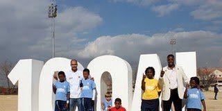 """Guardiola lleva a Sudáfrica la campaña """"1Gol por la Educación"""""""