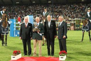 Irlanda, campeona de la Copa de Naciones de Aachen
