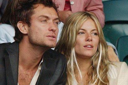 Jude Law y Sienna Miller: ¿nueva boda sorpresa?
