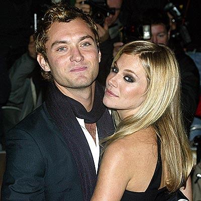 Jude Law no quiere que su ex saque los trapos sucios