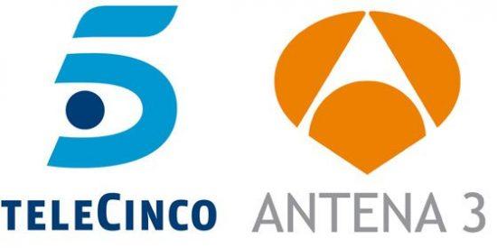 """Telecinco """"copia"""" a A3 con la """"pauta única"""" de publicidad"""