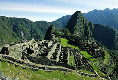 Nuevo descubrimiento en Machu Picchu