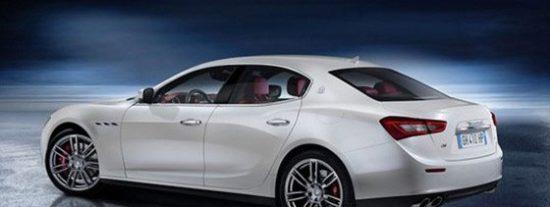 Maserati ataca el segmento E con el Ghibli