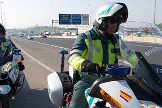 La Guardia Civil lleva mes y medio sin poner multas de tráfico