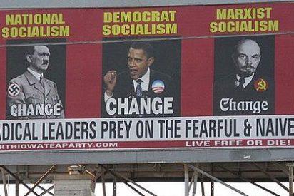Obama, Hitler y Lenin en el mismo saco