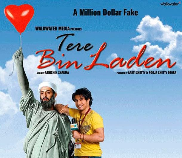 La sátira de Bin Laden