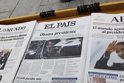 El País se precipita al vacío: en dos años pierde 324.000 lectores