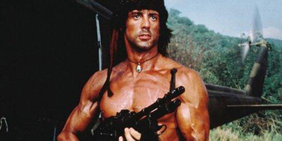 """Brasileños le hacen la guerra a """"Rambo"""" a través de Twitter"""