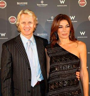 Raquel Revuelta y Alvaro Bultó, amor al sol de Ibiza