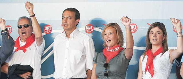 Público saca a relucir cómo el presidente se ha escaqueado de Rodiezmo