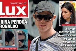 Primeras imágenes de la supuesta madre del hijo de Cristiano Ronaldo