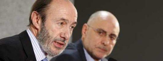 Las Víctimas del Terrorismo acusan a Rubalcaba de mentir sobre sus apaños con ETA