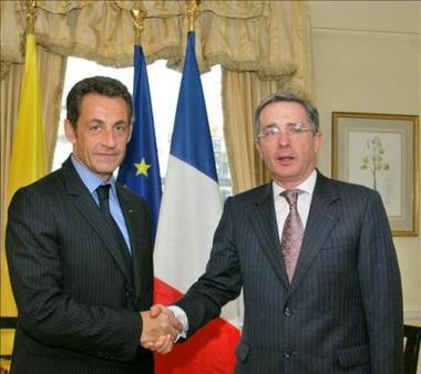 Francia alienta a Colombia y a Venezuela a reanudar el diálogo