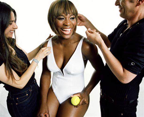 Serena Williams, el nuevo cuerpo del tenis